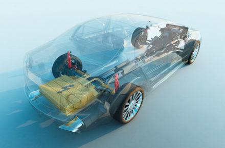 Batterie Elektroauto
