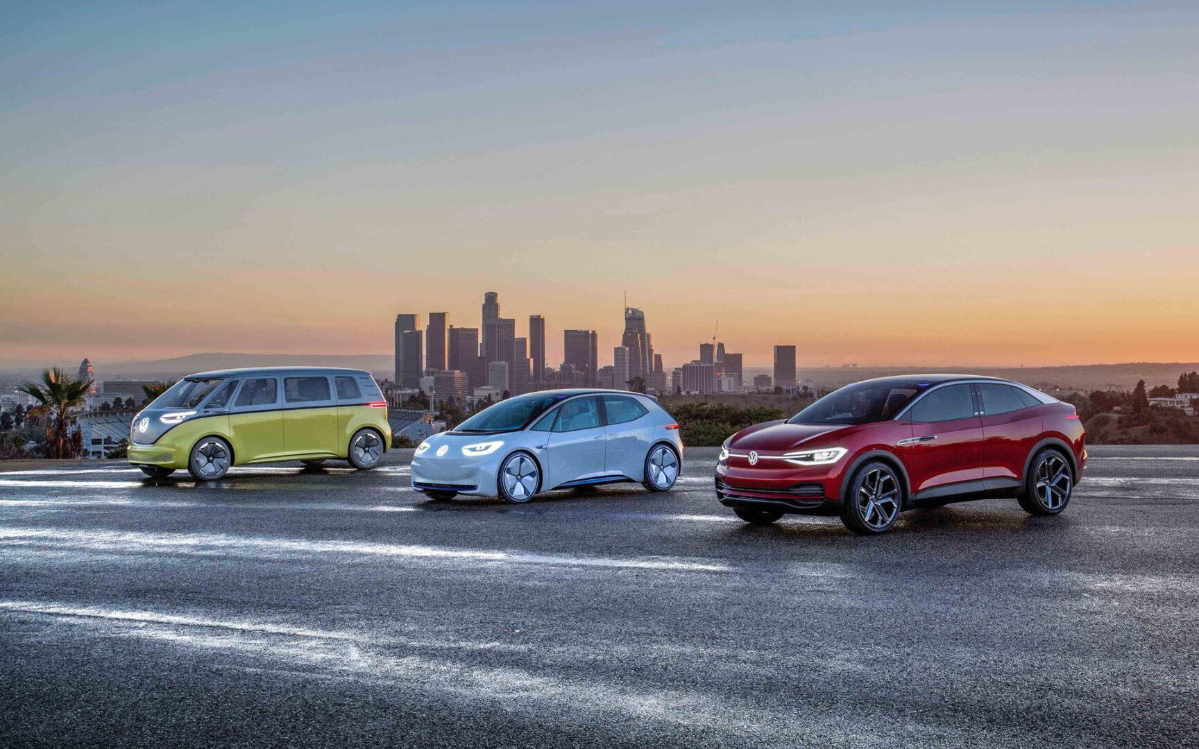 Neue Elektroautos von VW: ID Buzz