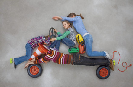 Carsharing mit Elektroautos