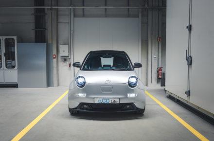 Elektroauto e.GO Life