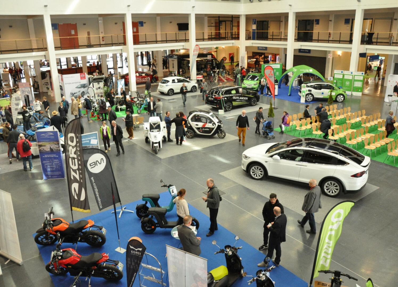 Gute besuchte e-Mobility World in Friedrichshafen