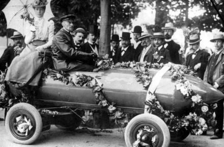 Erste Elektroautos, jamais contente