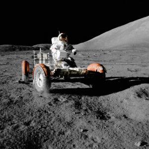 NASA Lunar Roving Vehicle