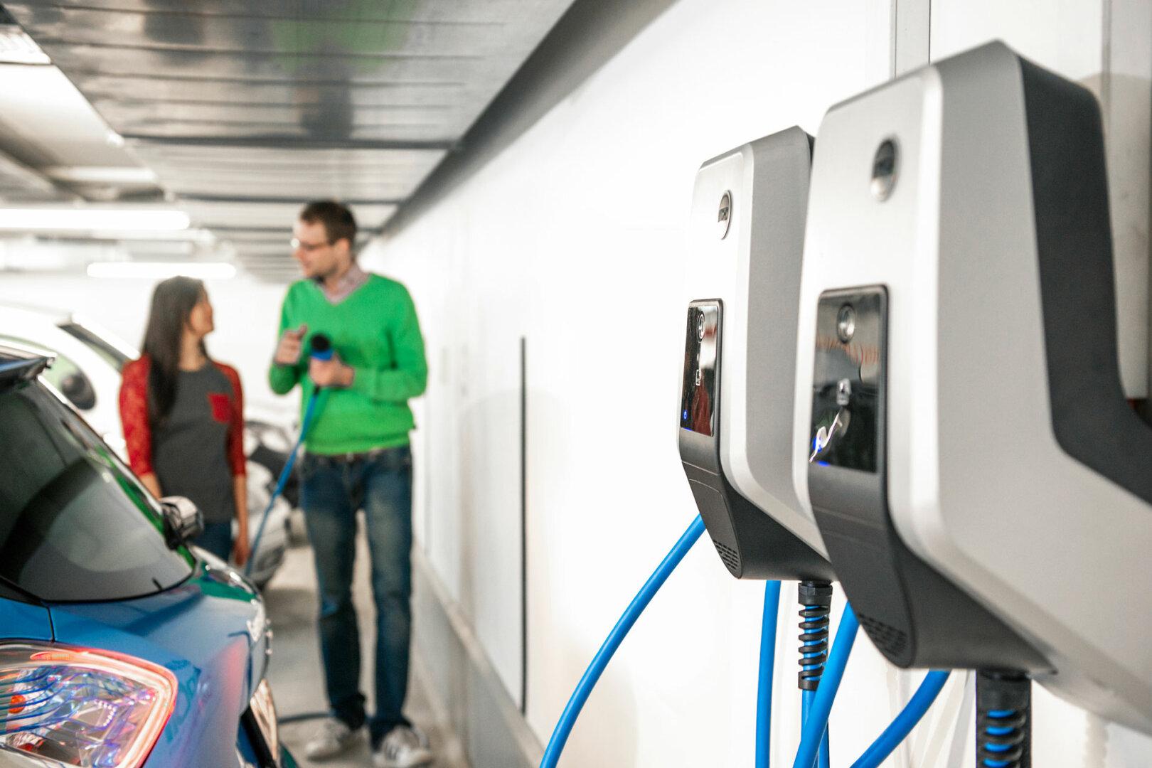 Wallbox für Elektroauto finden