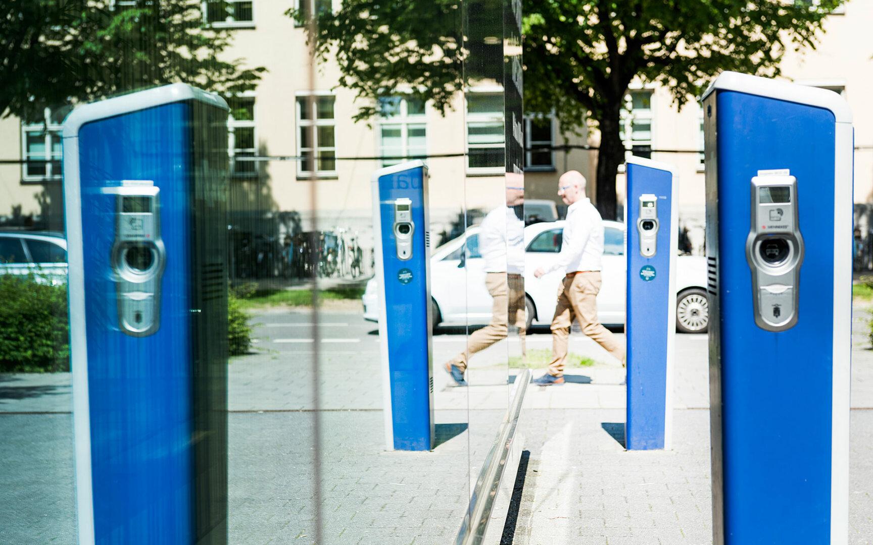 Mit öffentlichen Ladesäulen bringen Kommunen und Unternehmen die Elektromobilität voran