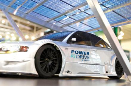 Messe power2drive