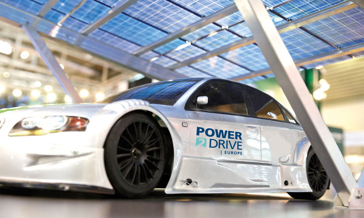 Messe power2drive