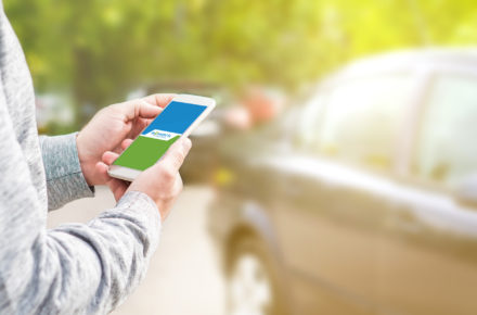 Elektroauto Carsharing Unternehmen