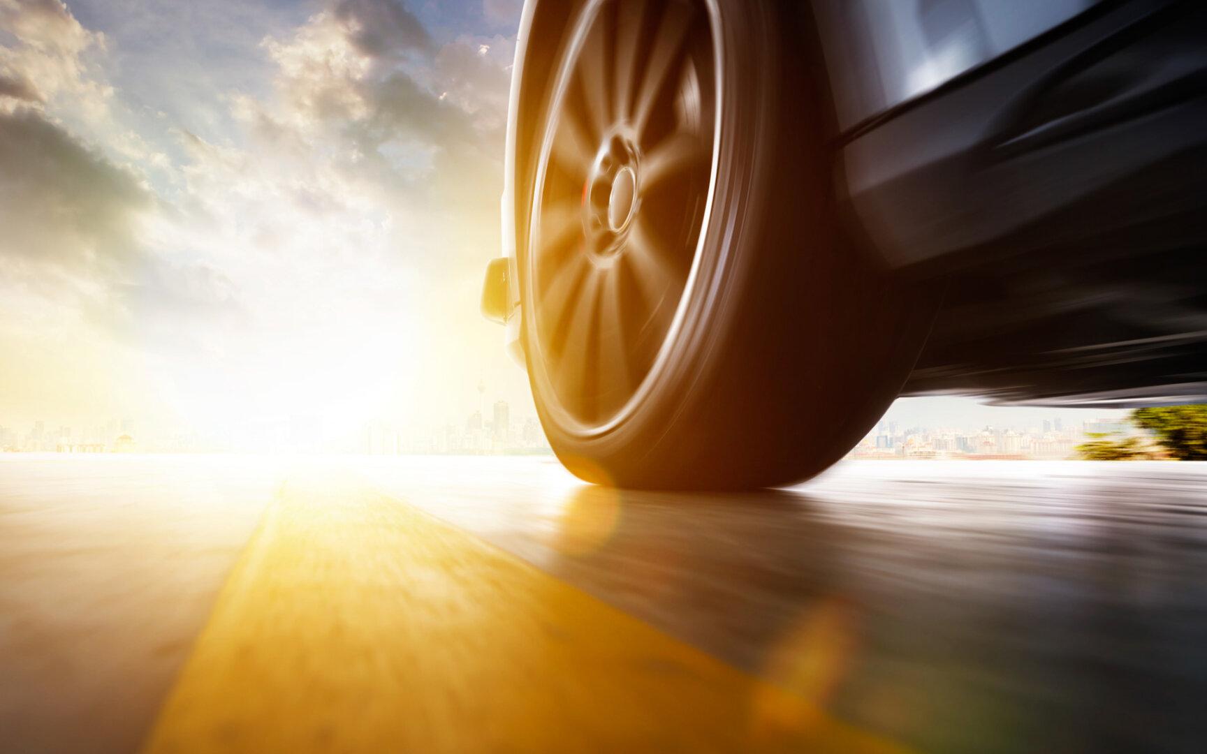 Reifen fürs Elektroauto müssen besondere Voraussetzungen erfüllen