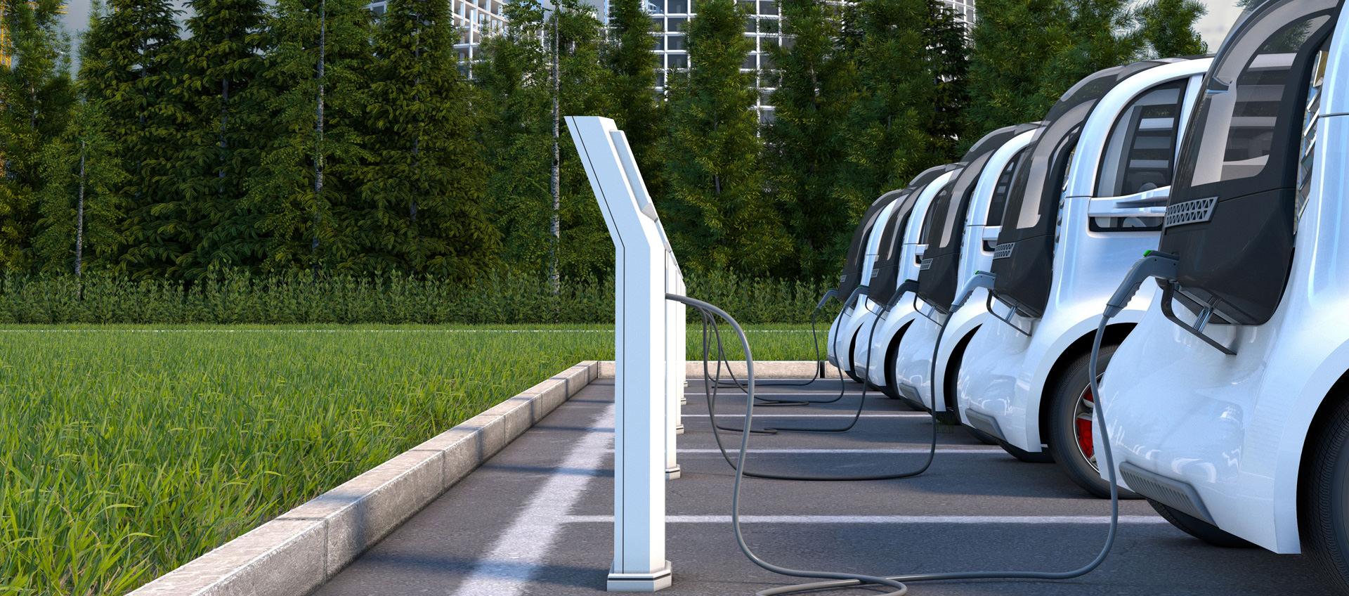 Immer mehr Elektroautos kommen als Dienstwagen und Flottenfahrzeuge zum Einsatz