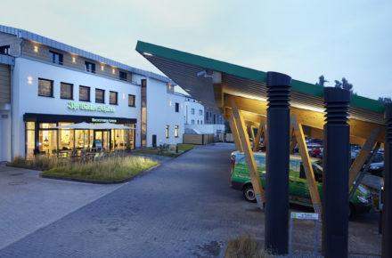 E-Pionier mit großem Elektroauto-Fuhrpark: Ihr Bäcker Schüren in Hilden