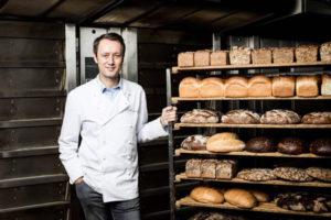 Roland Schüren: Bäckermeister und E-Pionier