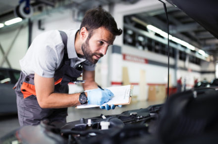 Elektroauto: Service, Wartung, Lebensdauer
