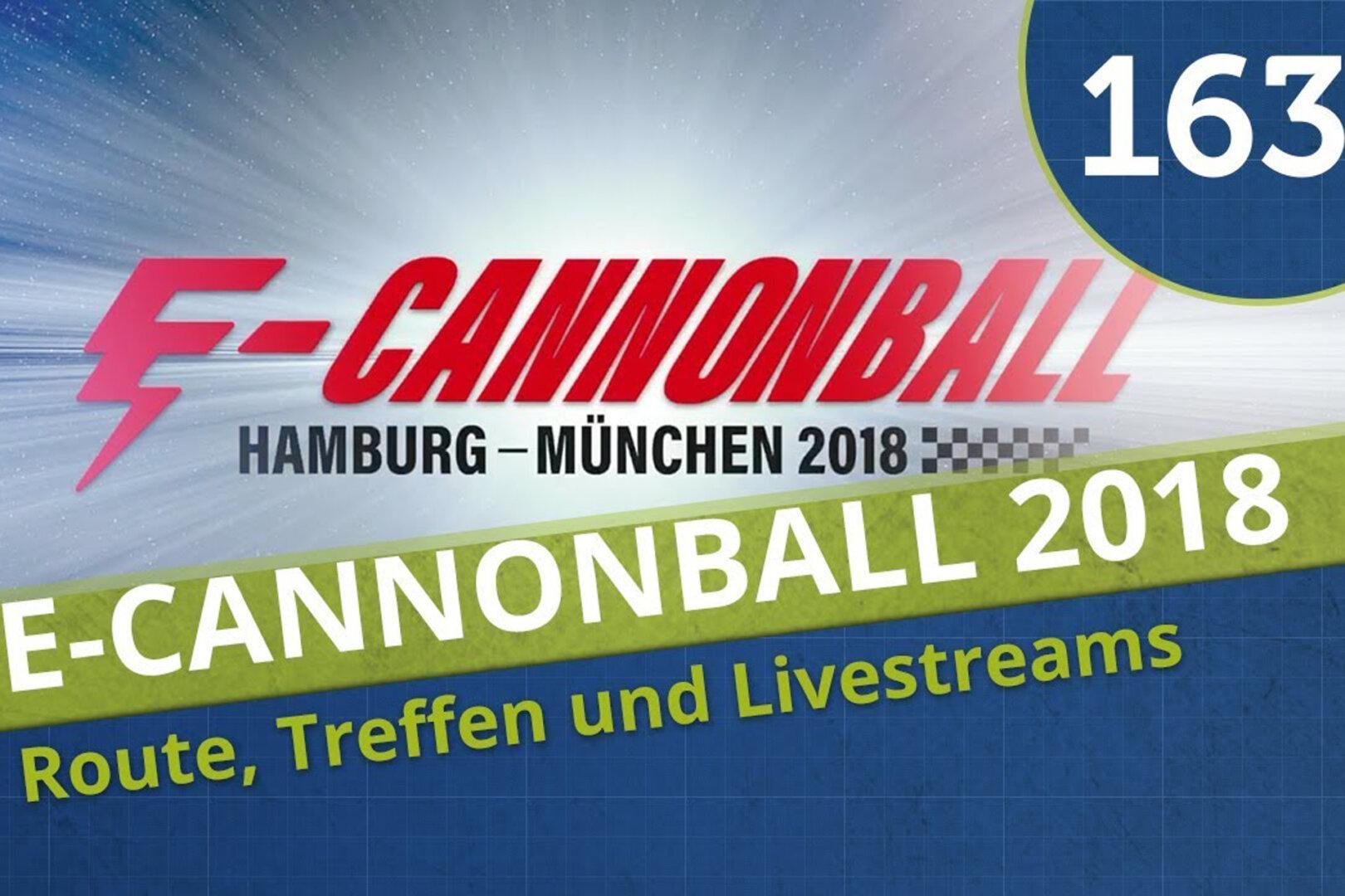 Logo E-Cannonball 2018