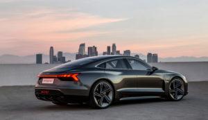 Audi eTron GT concept