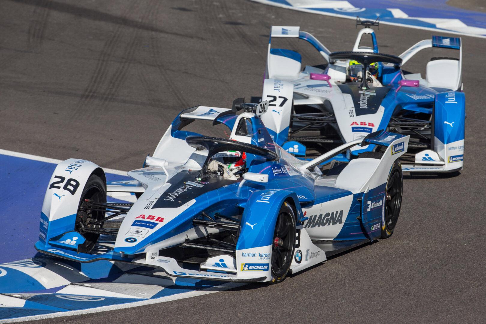 Formel E Auto