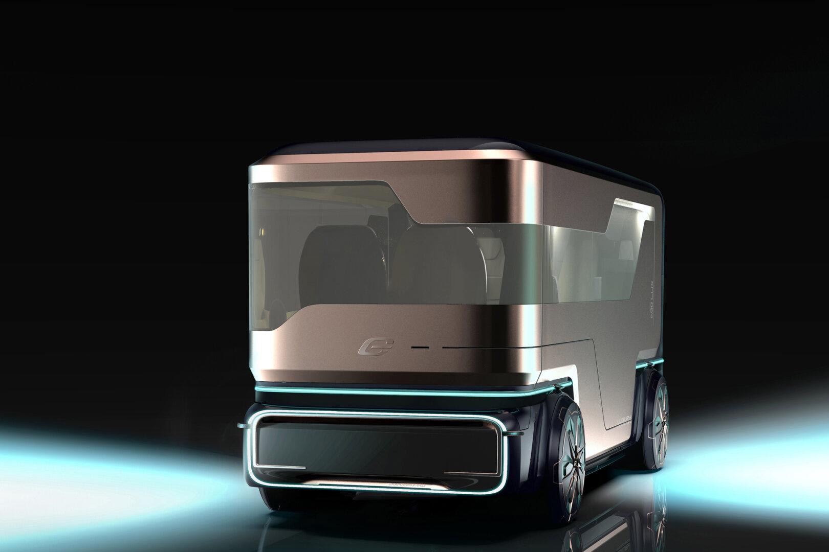 e.GO Lux Elektrobus