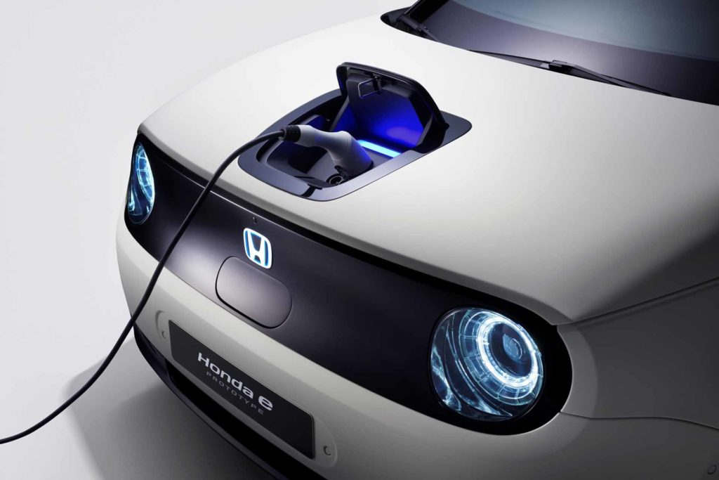 Honda e Prototype auf dem Genfer Autosalon