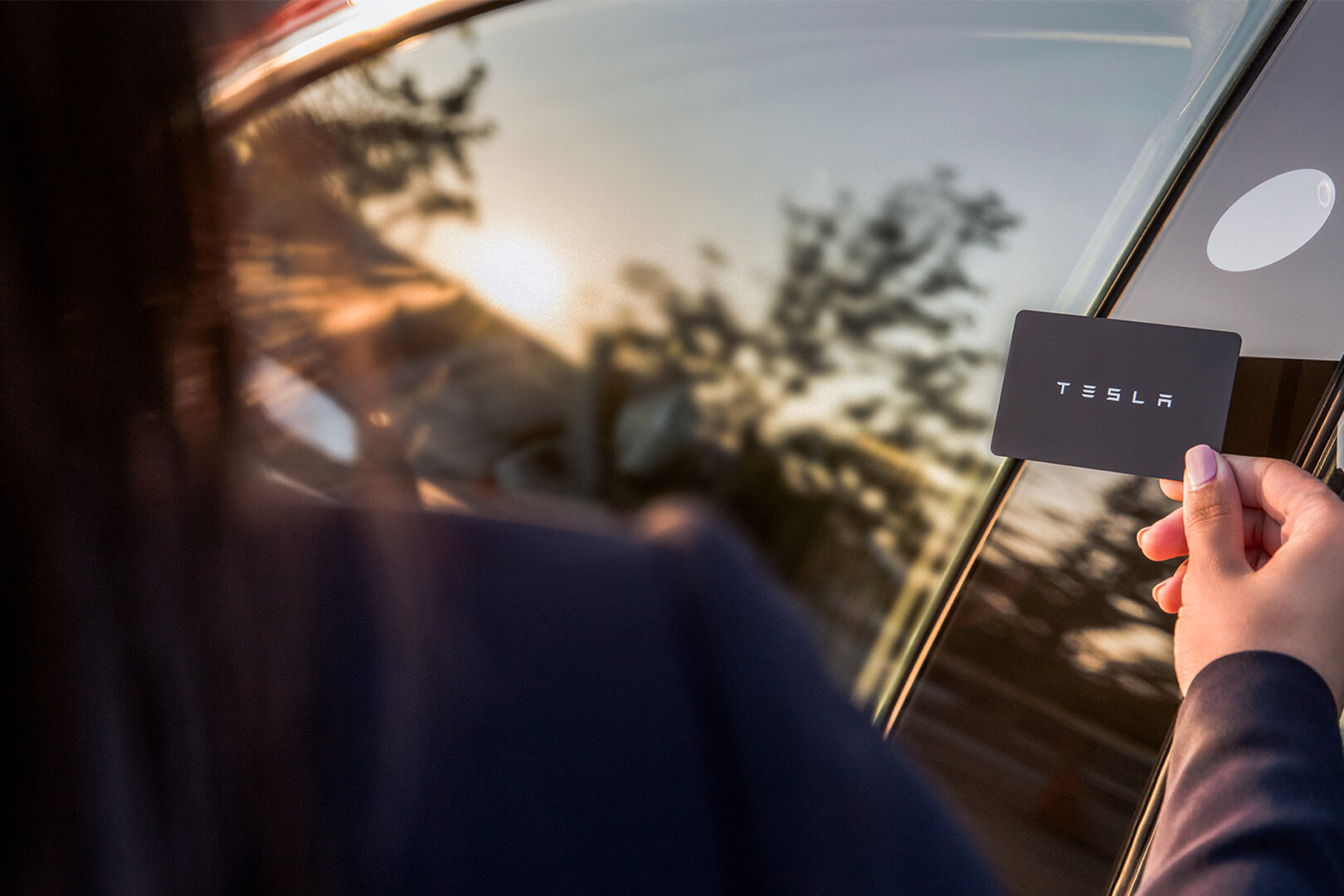 Tesla Model 3 Schlüsselkarte