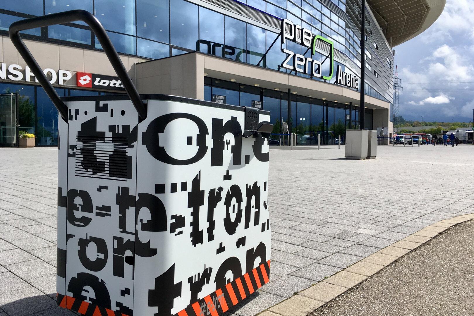 Audi Neckarsulm: ParkE mobile Ladesäule soll für Ladeservice genutzt werden