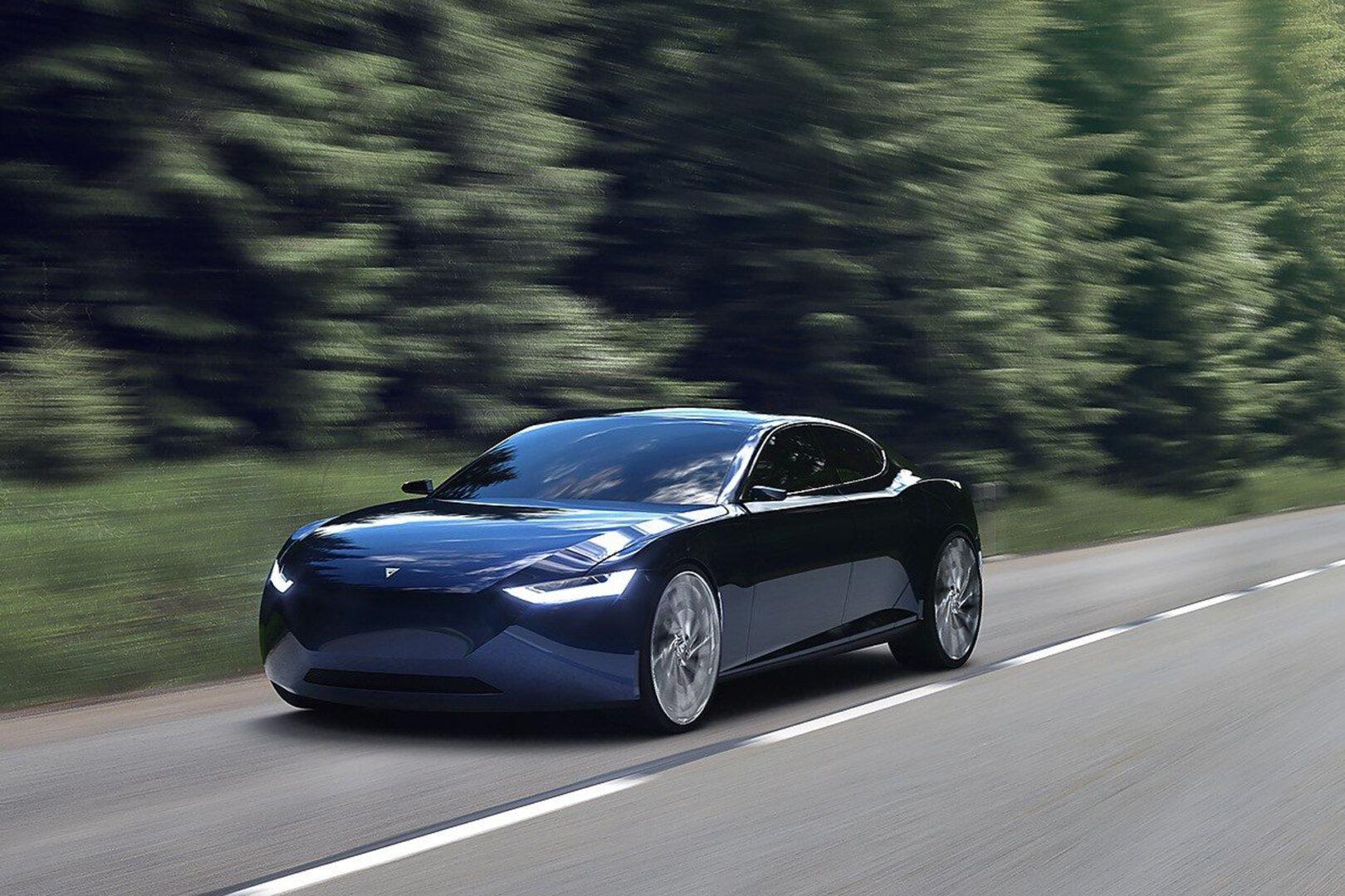 Fresco Motors: Powerbank für das Elektroauto Reverie