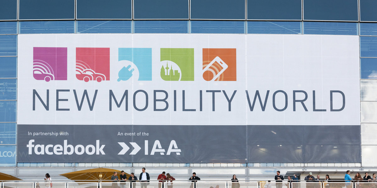 Elektromobilität auf der IAA 2019