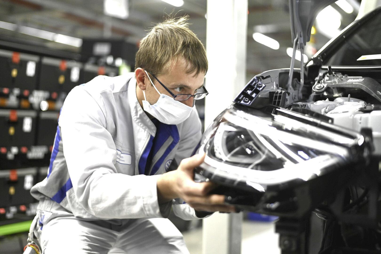 VW ID 3 Produktion Zwickau